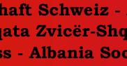 Shoqata Zvicër – Shqipëri