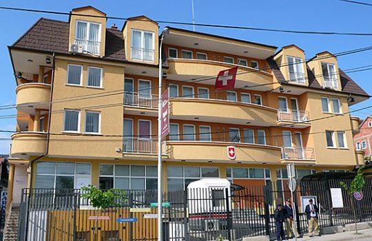 Ambasada e Zvicrës në Prishtinë