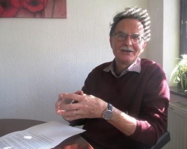 albinfo.ch: Heini Conrad, Landes Direktor von HELVETAS in Kosovo
