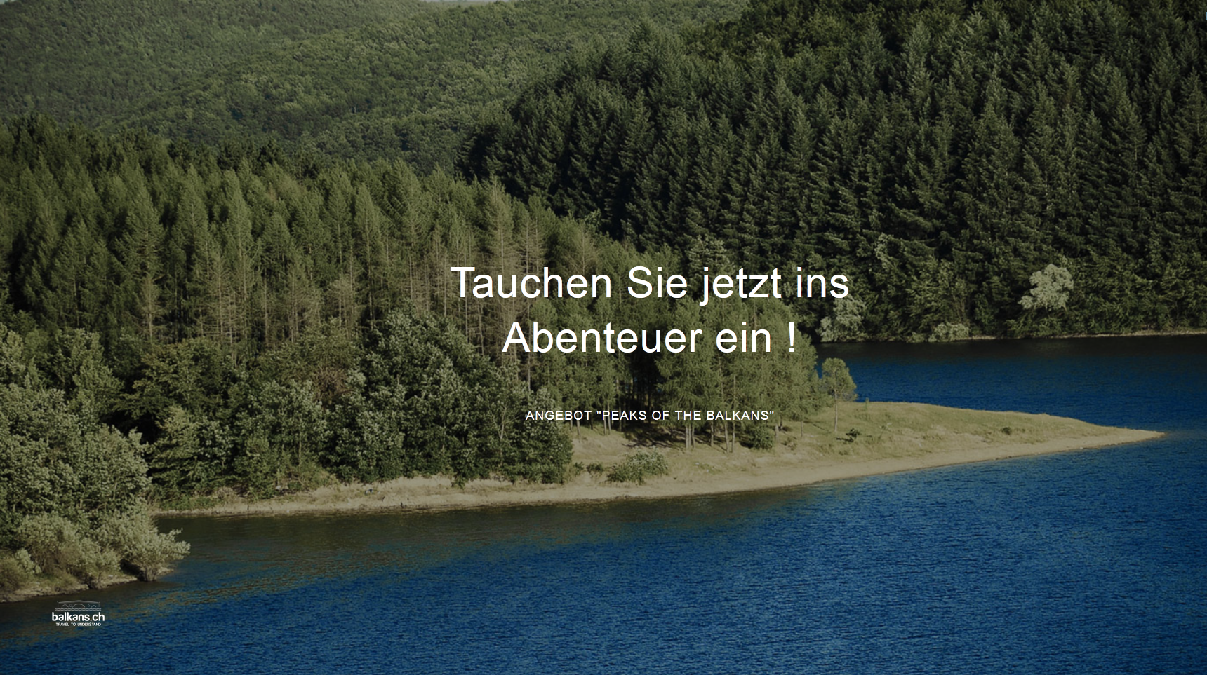 Balkans.ch: Reisen, um zu verstehen - Albinfo
