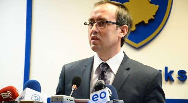 Ministri Hoti  Në Kosovë 22 mijë të punësuar të rinj gjatë vitit 2016
