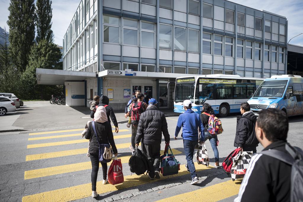 Në Zvicër 31  më pak azilkërkues gjatë vitit 2016