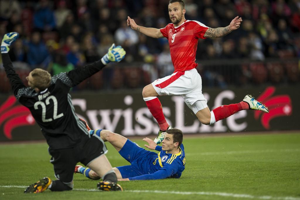 Seferovic  Kundër Shqipërisë ishte një çikë më vështirë sesa kundër Serbisë