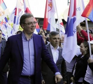 zgjedhjet serbi