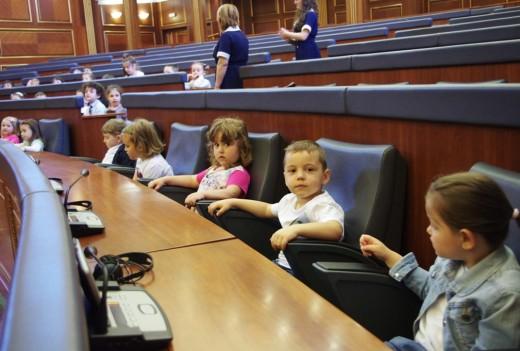 Kuvendi shënoi Ditën e Fëmijëve