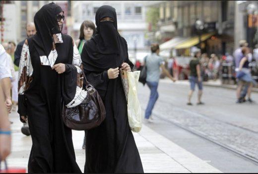 Burka tesine