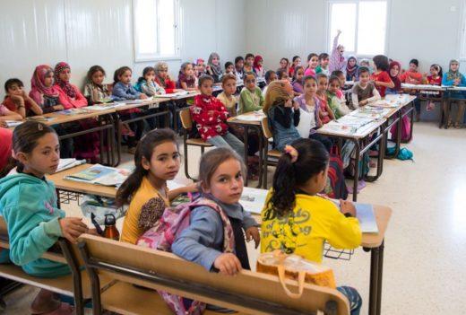 refugjate shkolla