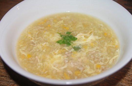 Supë me vezë të ziera
