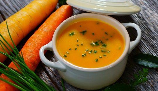 Supë karote