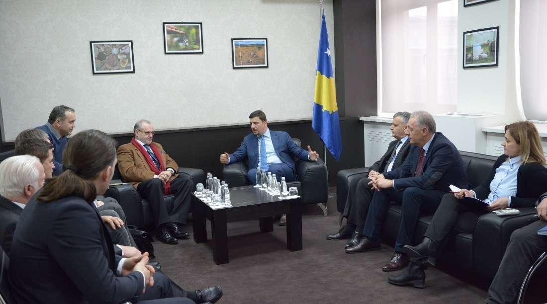 Les entreprises kosovares b n ficient de l exp rience des for Chambre de commerce vaud