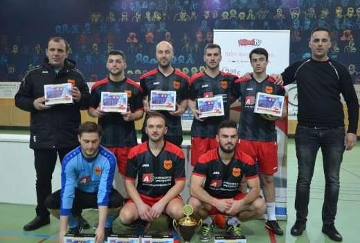FC BESA ekipi që fitoi Yallocup