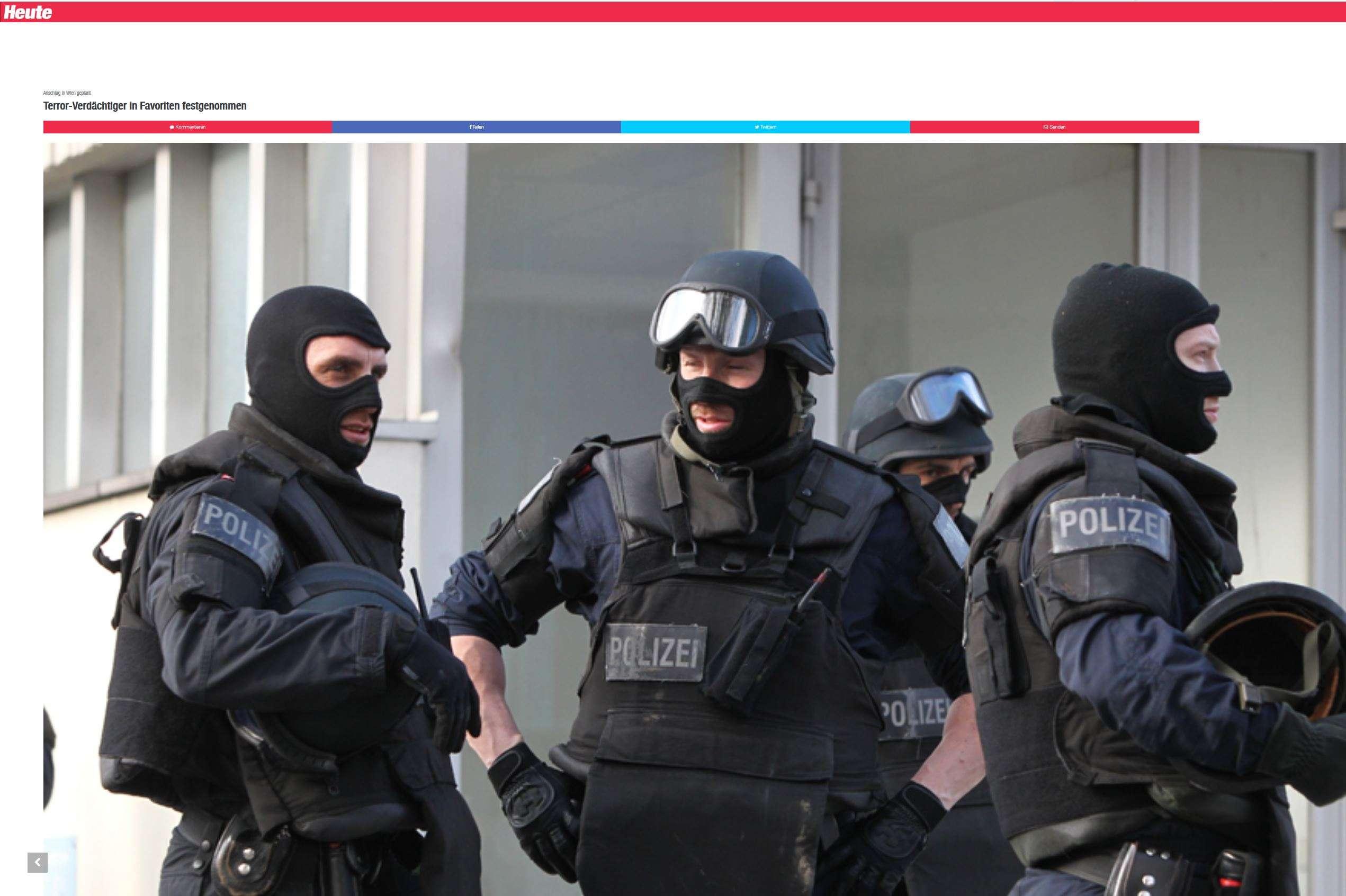 Arrestohet në Gjermani bashkëpunëtori i shqiptarit të Vjenës