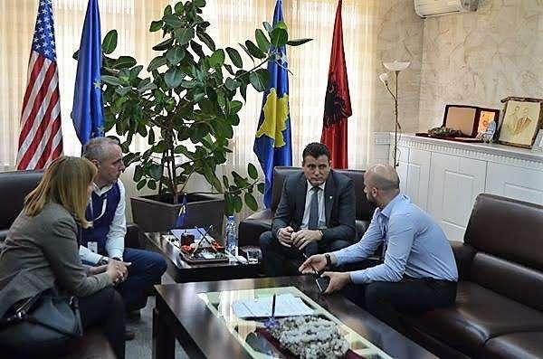 Gjermanët premtojnë investime në Mitrovicë