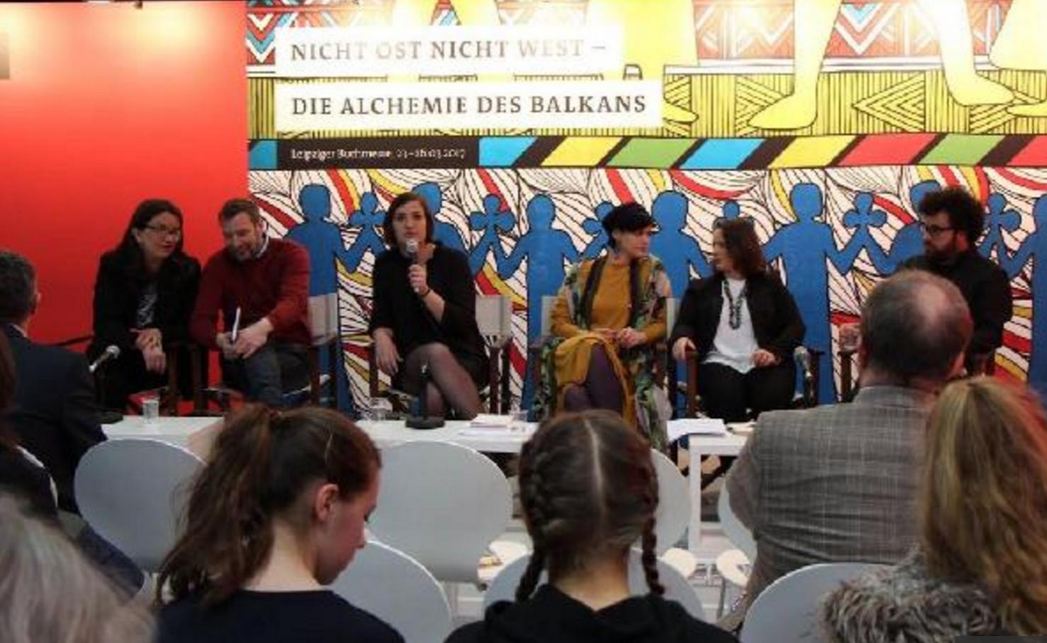 Kosova e Shqipëria në Panairin e Librit në Leipzig