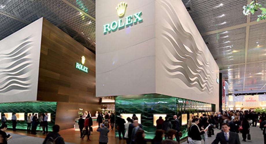 Rolex  prezanton orën speciale  Everose  në Bazel