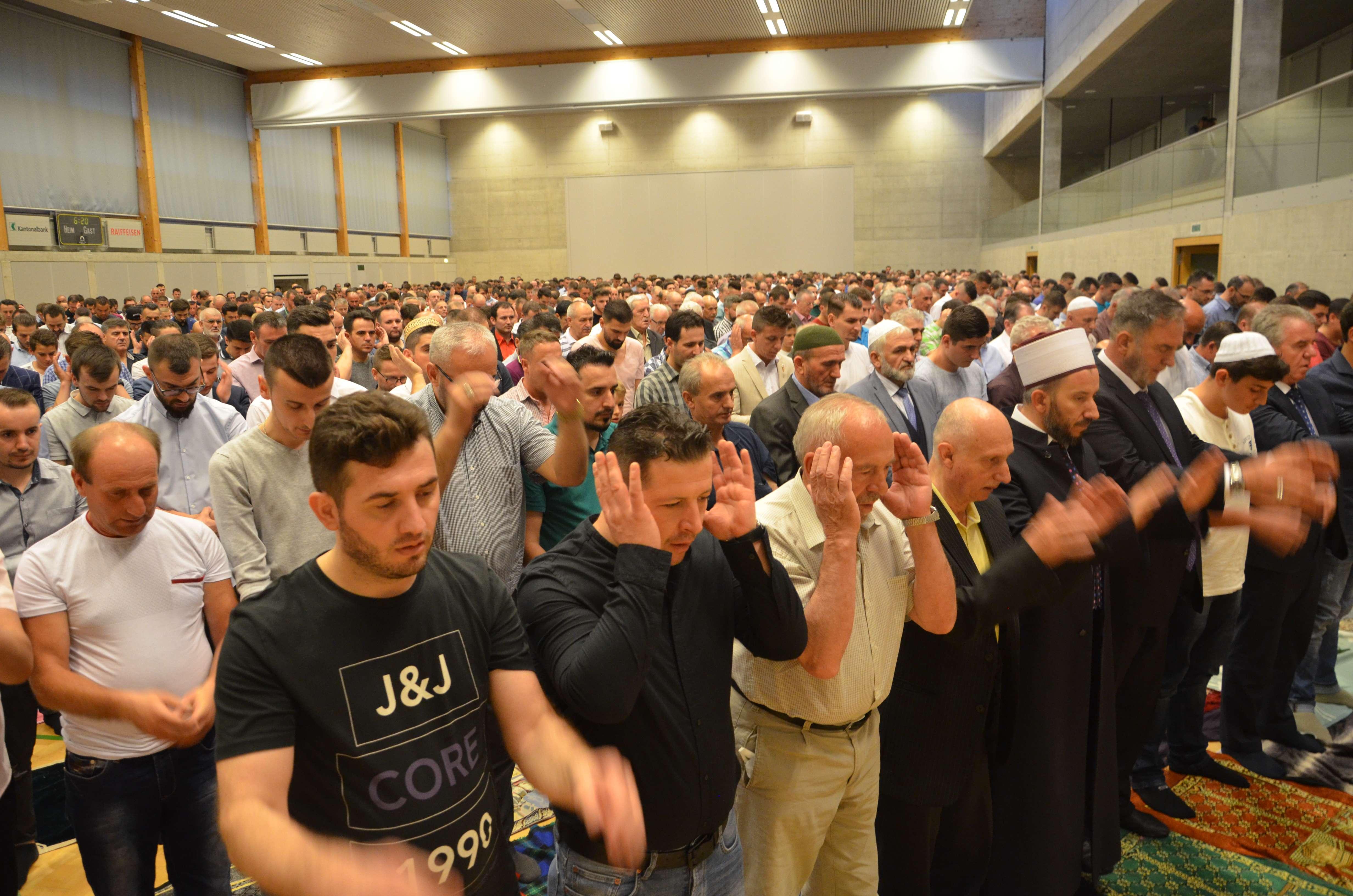 Mesazhi i imamit shqiptar në Wil  Mos i harroni të mirat e popullit zviceran