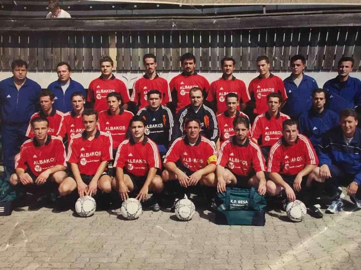 Një vit i përsosur për FC Besën