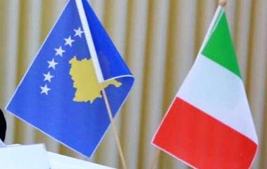 Italia vazhdon ta ndihmoj Kosovën