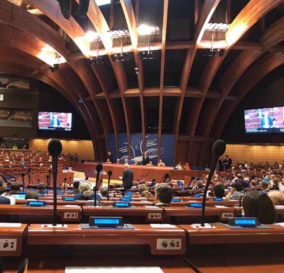Lajm i mirë nga Strasburgu  Kosova me ulëse në Asamblenë e KE së