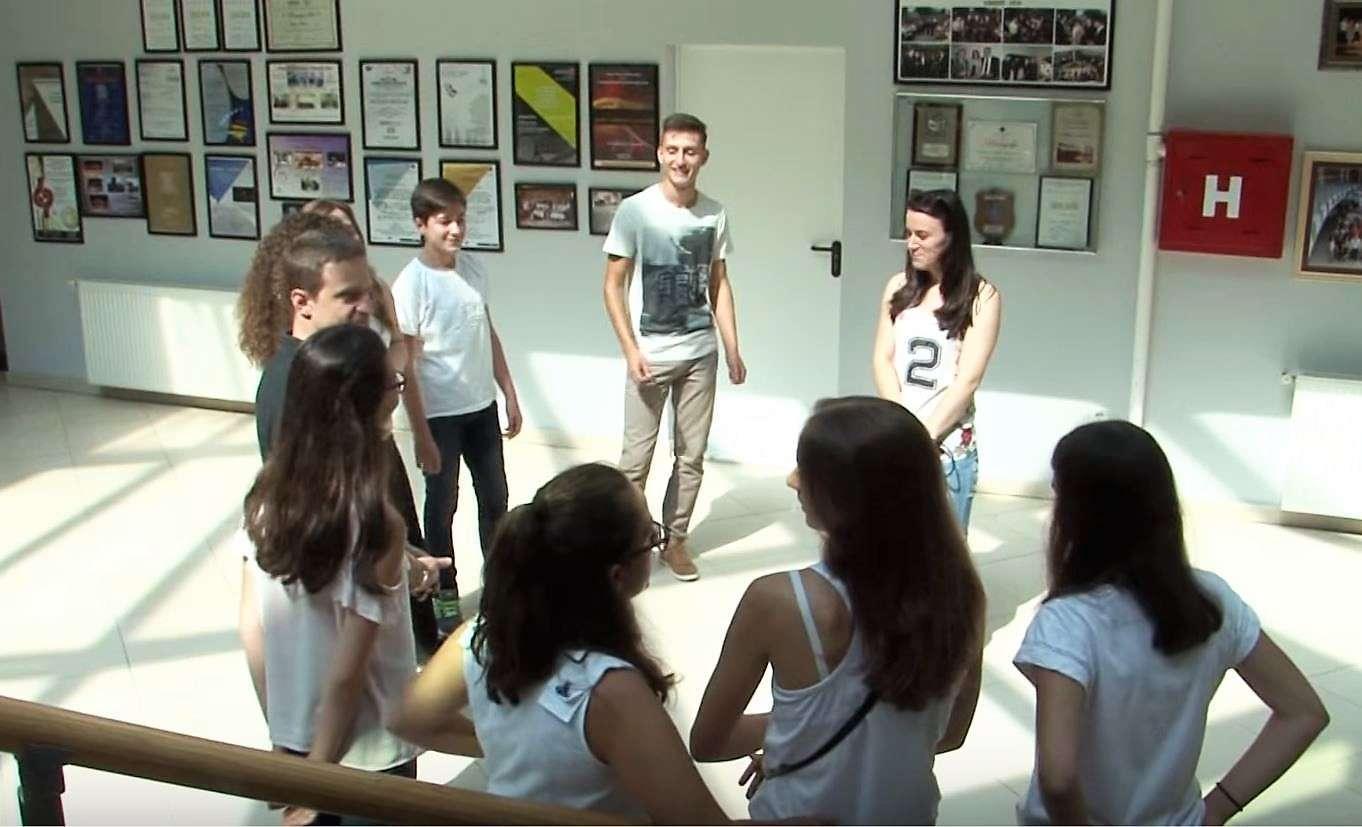 9 nxënës nga  Prenk Jakova  në kursin master në Itali