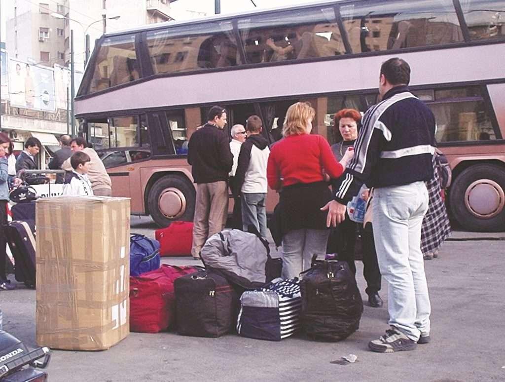 Rojet kufitare europiane mund të ndëryjnë në Maqedoni në rast fluksit migrator