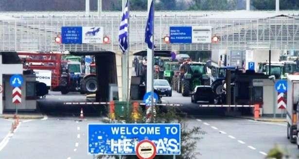 Mbyllet kufiri midis Shqipërisë dhe Greqisë  doganierët grekë 24 orë grevë
