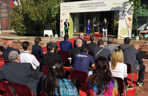 Hapet panairi ndërkombëtar i agrobiznesit dhe pijeve në Kosovë