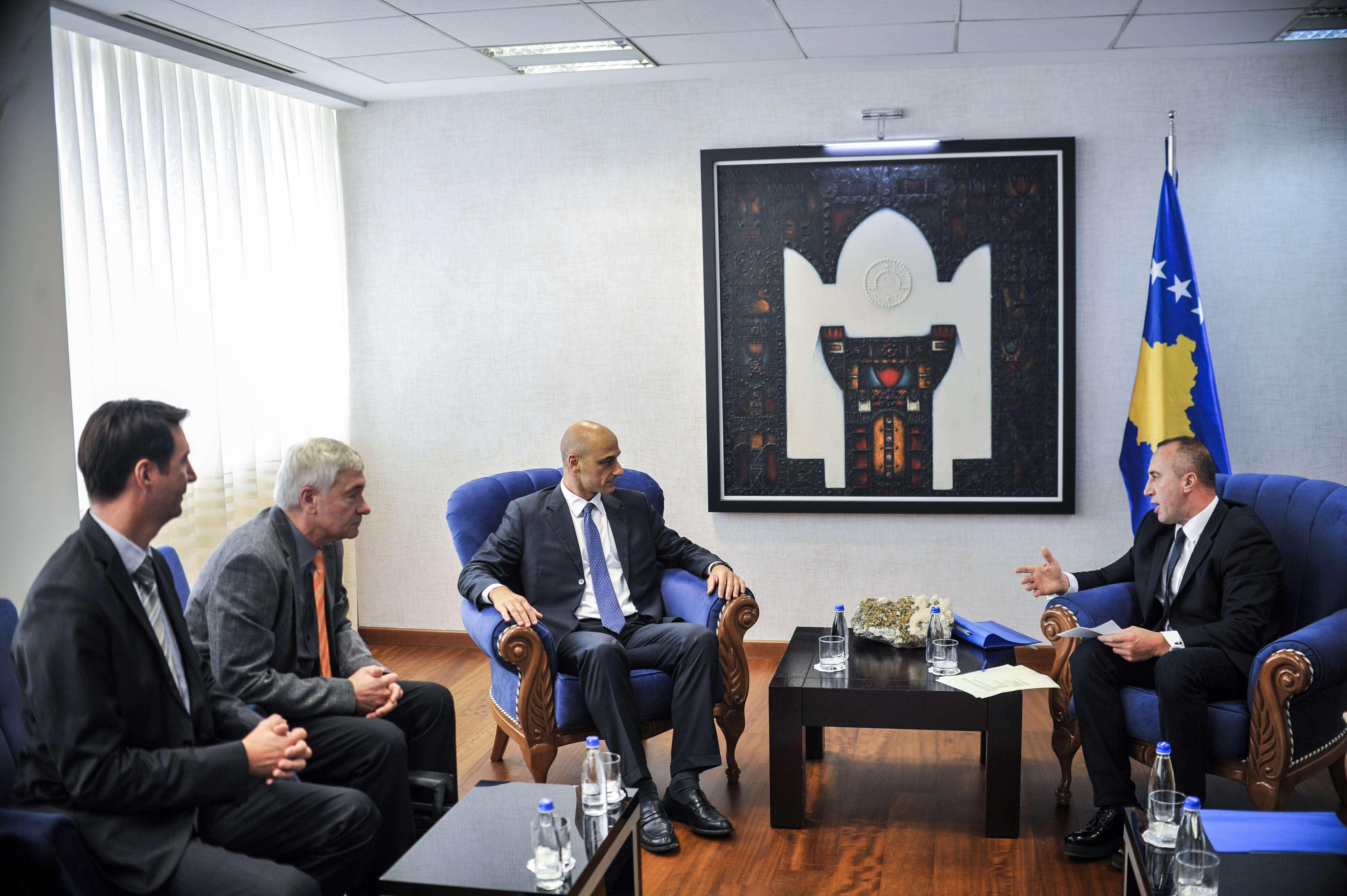 Kompania  General Electrics  interesohet për investime në Kosovë
