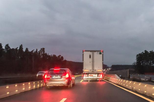 Dy afganë kapen në kamionin e shoferit nga Maqedonia  e paqartë nëse bëhet fjalë për trafikim