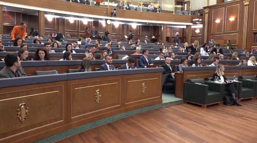 Hyland  e pakënaqur me përfaqësimin e gruas në politikën kosovare
