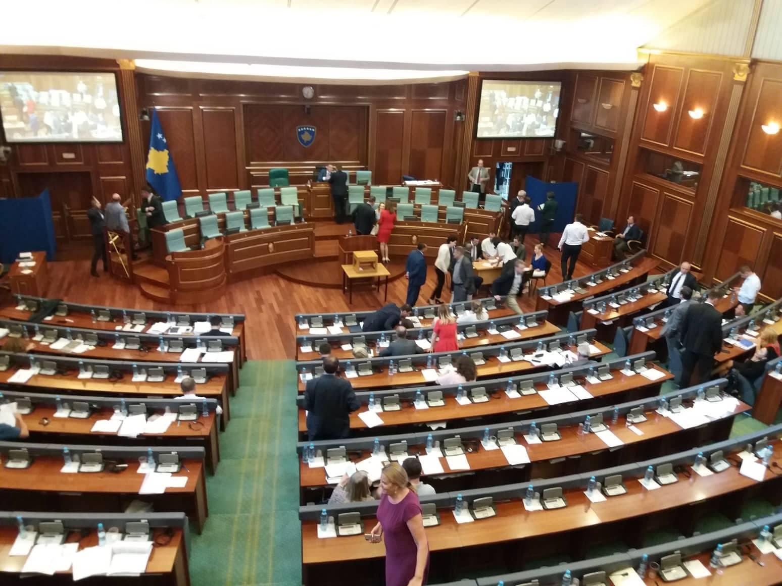 Pozita nuk ka vota për projekligjet  LDK kërkon zgjedhje të reja