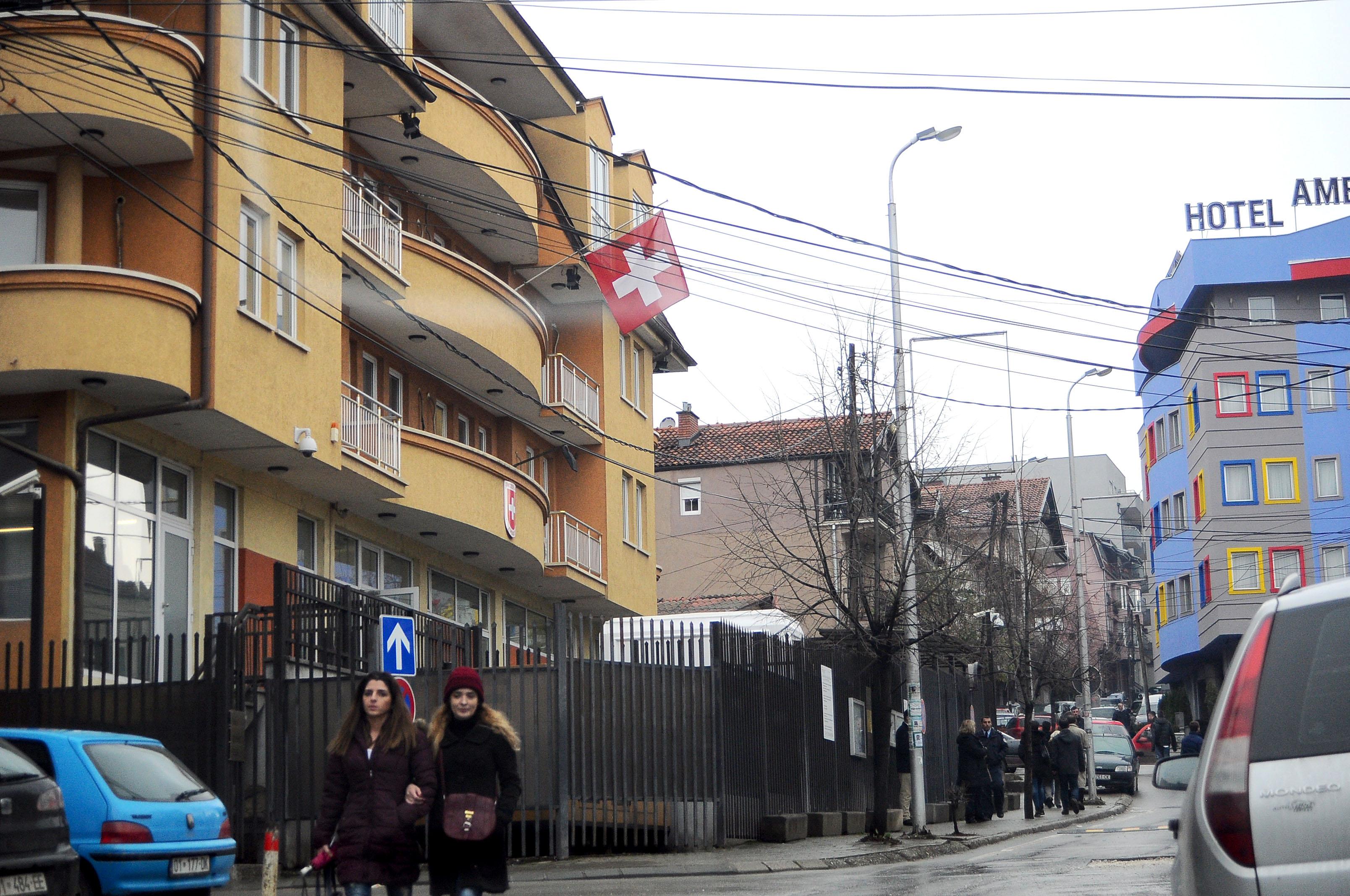 Sa persona kërkojnë vizë në Ambasadën e Zvicrës? - Albinfo