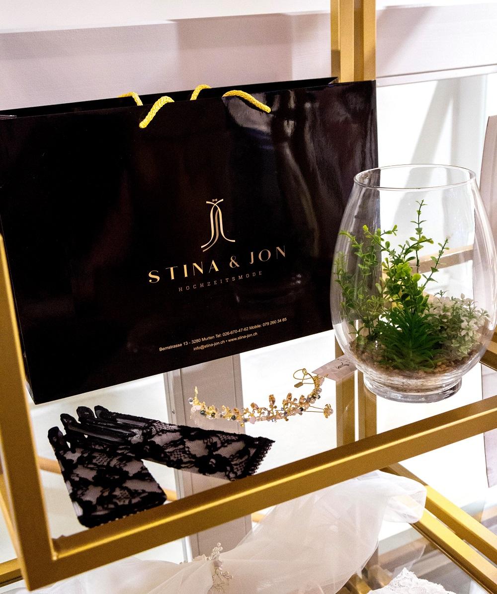 """stina&jon"""", die adresse für die schönsten brautkleider - albinfo"""