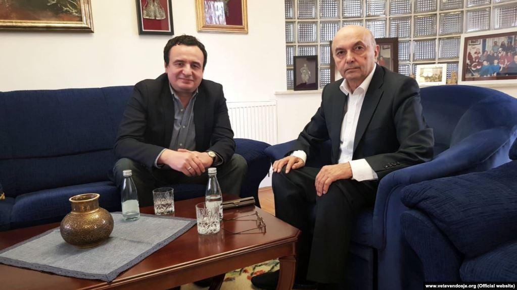 Kurti dhe Mustafa bëhen gati për rrëzimin e Qeverisë