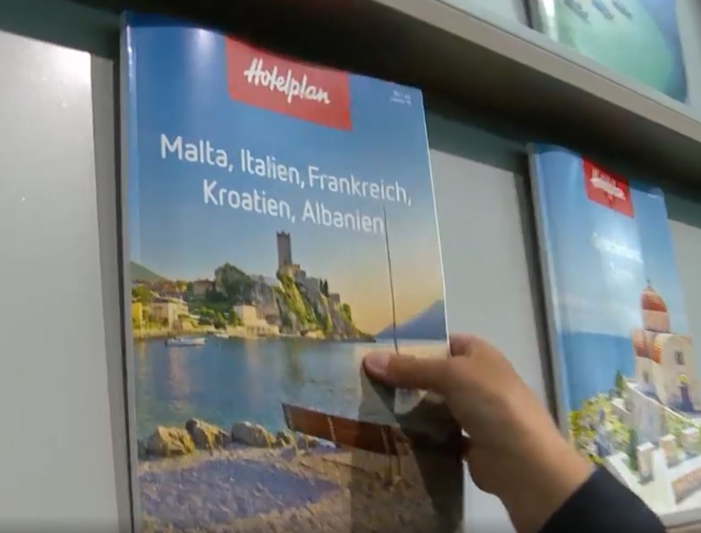 Shqipëria turistike  në trend edhe te zviceranët