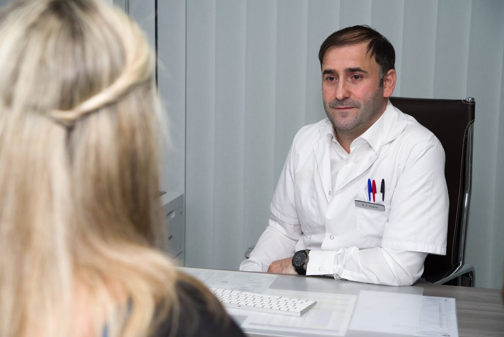 Dr  Avdulla Krasniqi  Hapja e ordinancës  projekt kyç për çdo mjek