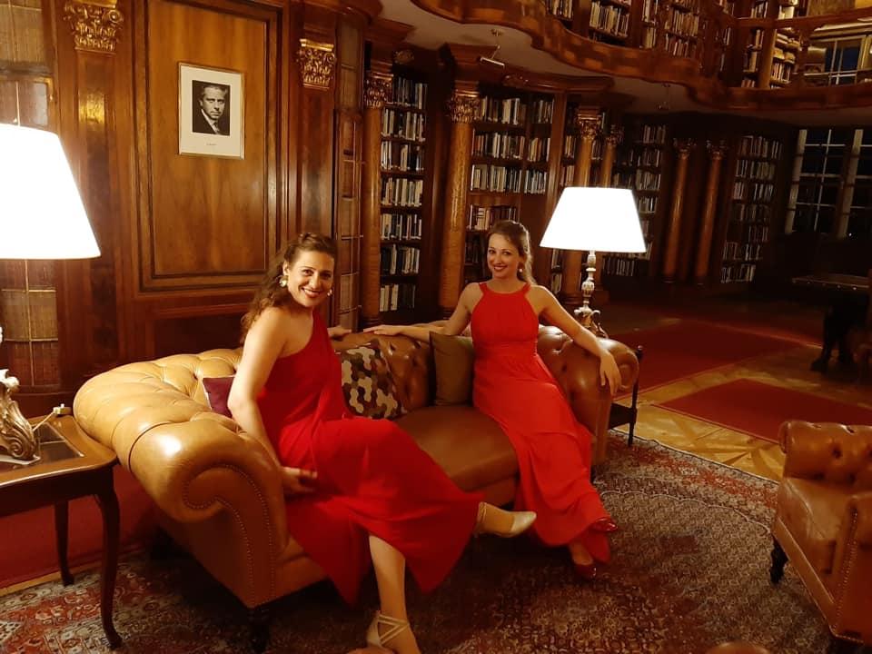 Ardita Statovci dhe Ariane Haering do të interpretojnë në skenën prestigjioze  Elbphilharmonie Hamburg