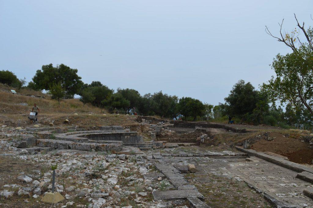 Ekspeditë arkeologjike në Shqipëri  me ndihmën e Universitetit të Gjenevës