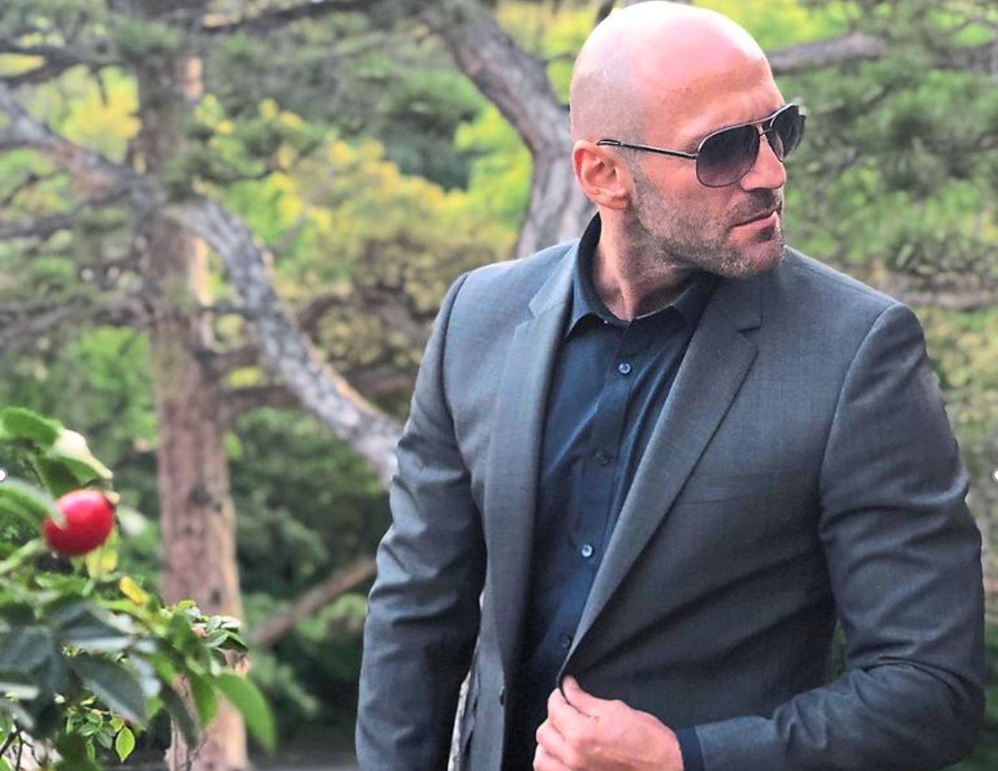 Ky është Besnik Tafallari   Jason Statham i shqiptar