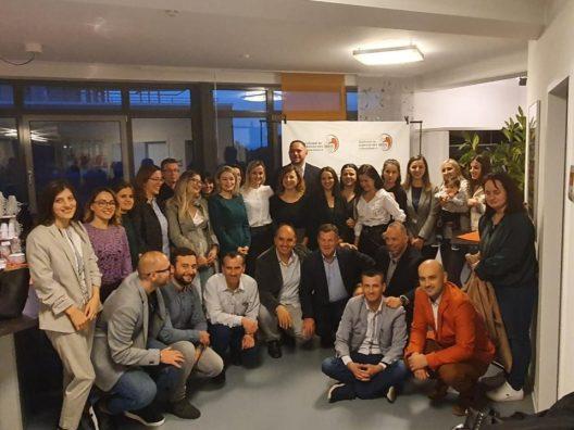 Dyseldorf  Krijimi i grupeve punuese nga Shoqata e mjekëve shqiptarë