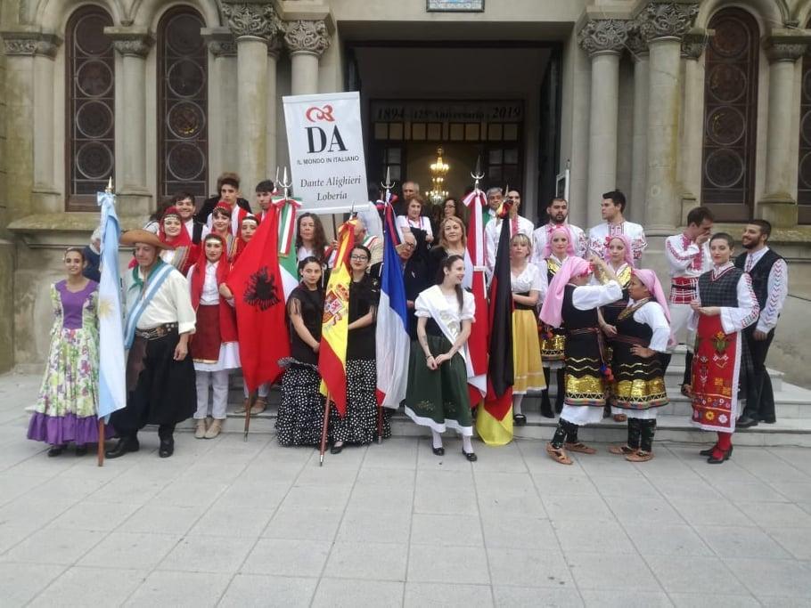 Argjentinë  Diaspora prezanton kulturën shqiptare