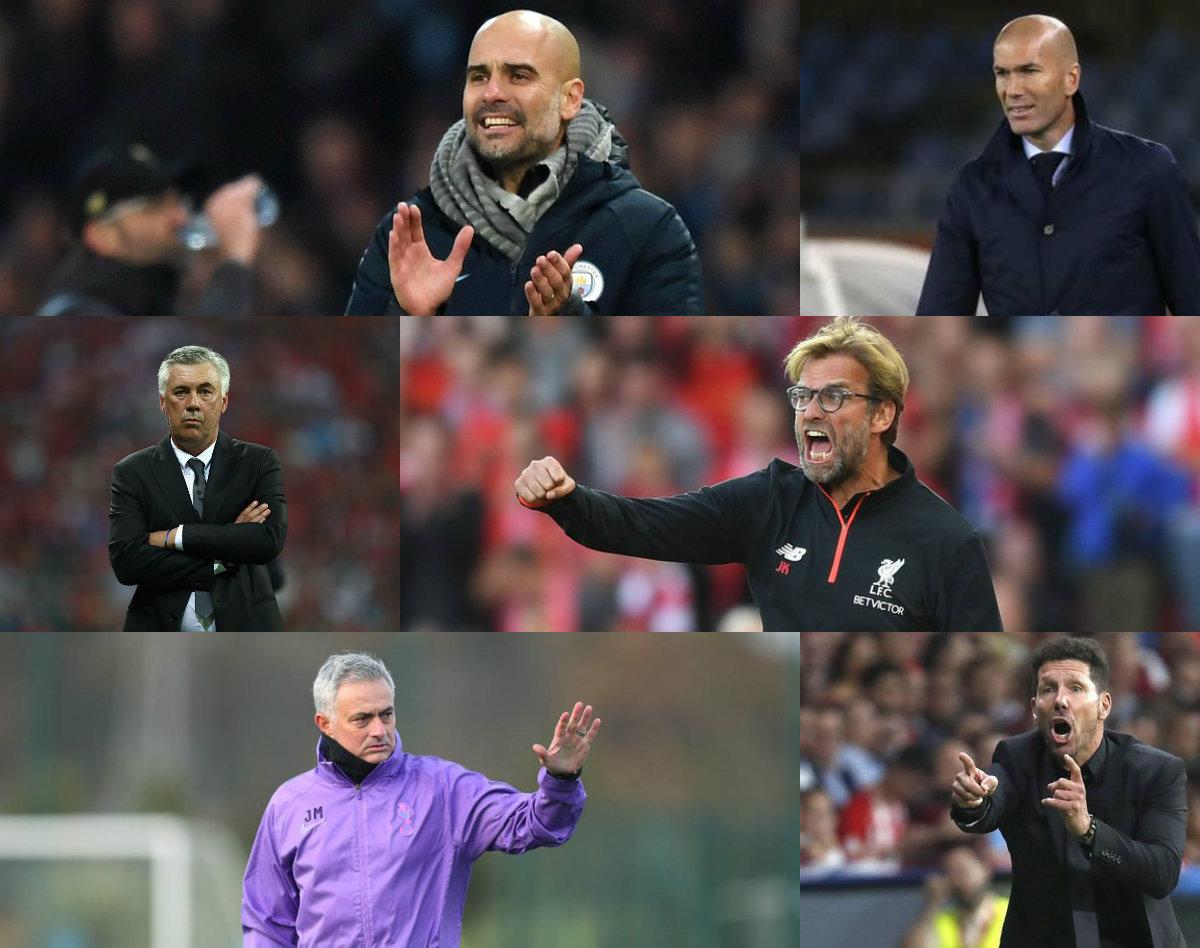 Ja cilët janë 10 trajnerët më të paguar në botë