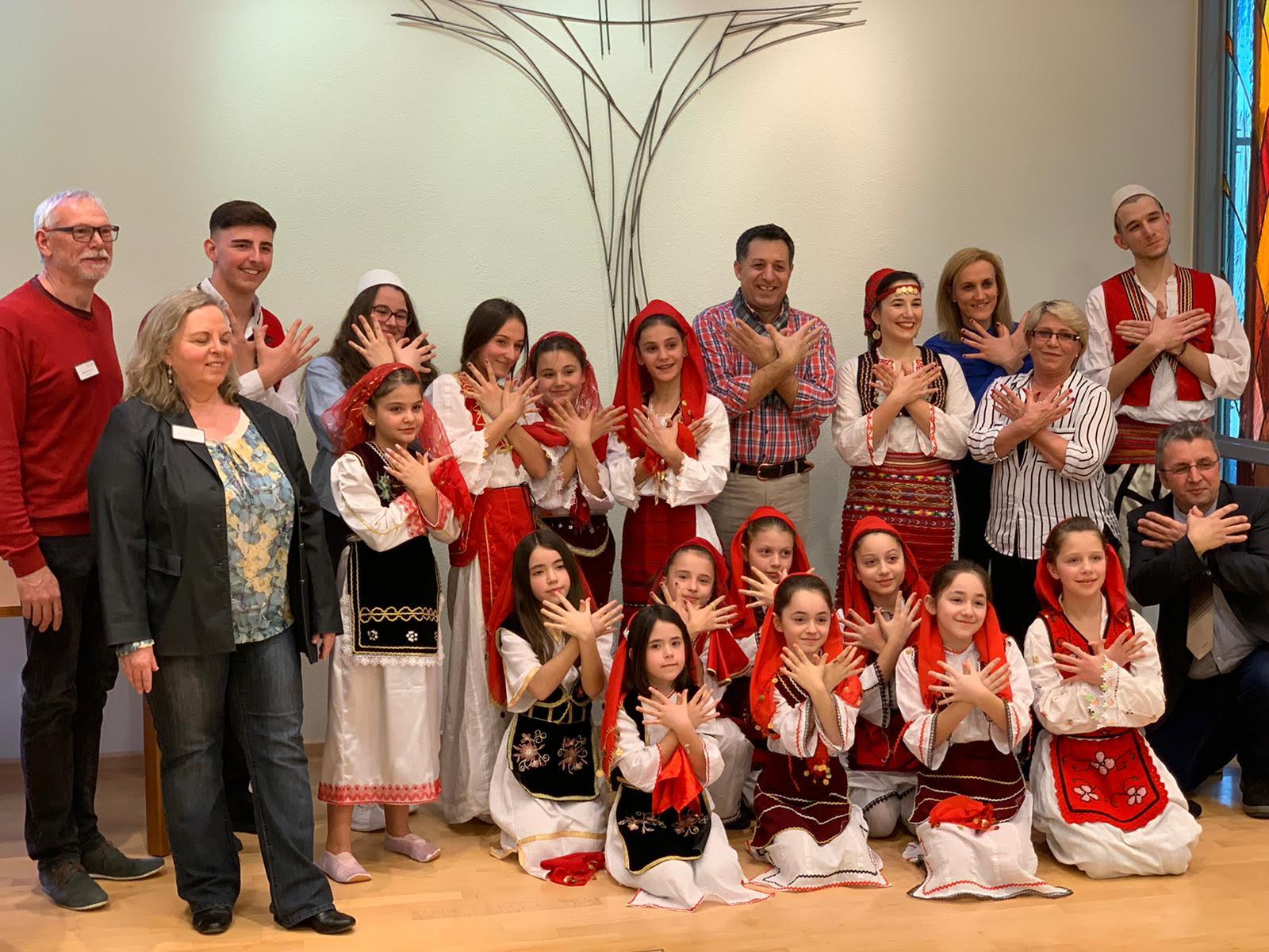 Shoqata  Yjet e Kosovës  në Emmendingen të Gjermanisë shënon pavarësinë e Kosovës