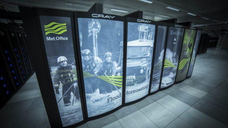 Britania me superkompjuter që parashikon motin