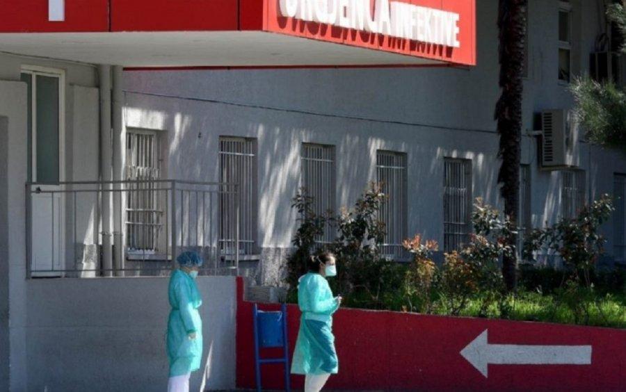 Rritje alarmante e të infektuarve në Shqipëri
