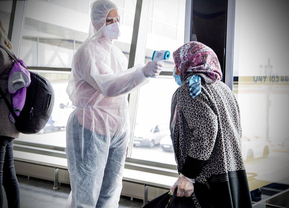 COVID 19  1 mijë e 572 raste aktive  mbi 13 mijë të shëruar në Kosovë