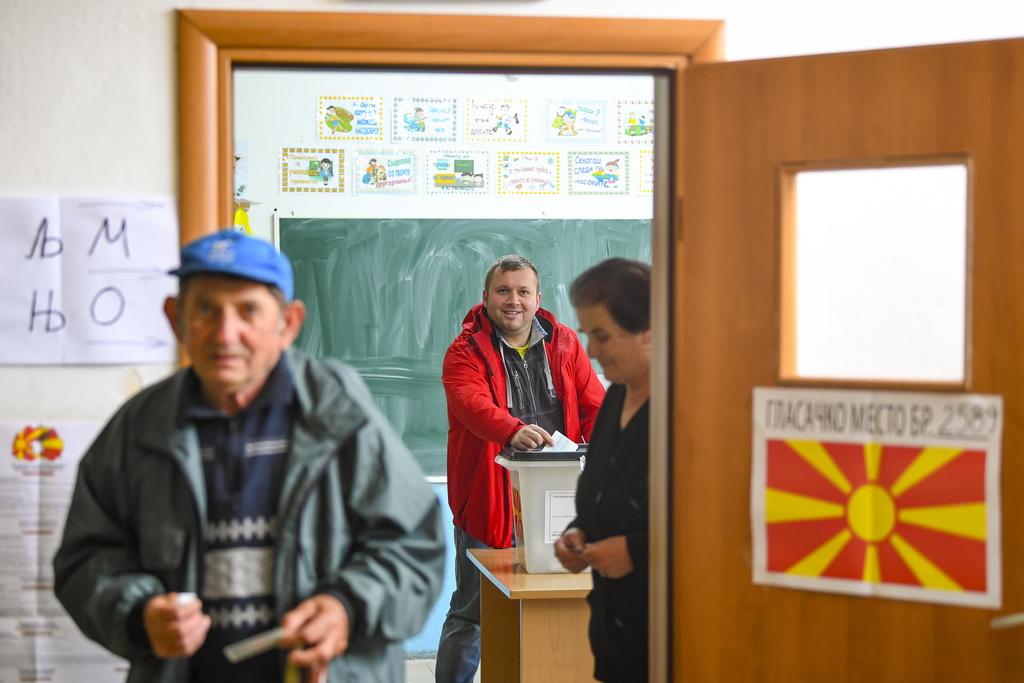 Sa dhe si do të votojnë qytetarët e infektuar me koronavirus në Maqedoni
