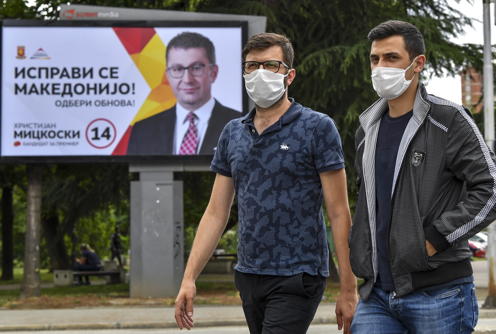 Dy viktima dhe 141 raste të reja me Covid 19 në Maqedoni
