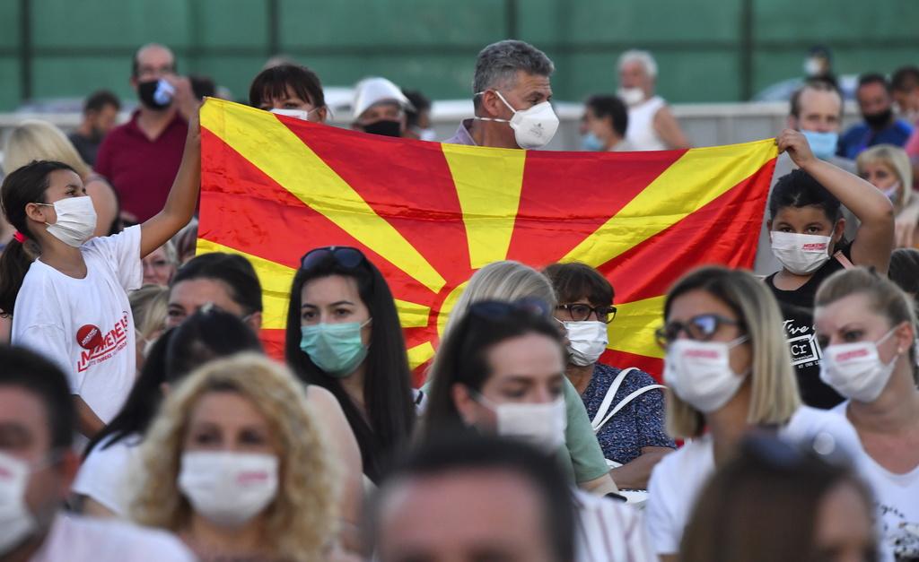 Heshtje zgjedhore  tre ditë votime në Maqedonin e Veriut