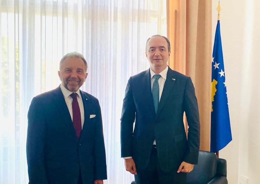 Bashkëpunimi në fushën e sportit Kosovë Austri